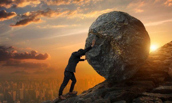 insurmountable odds career change